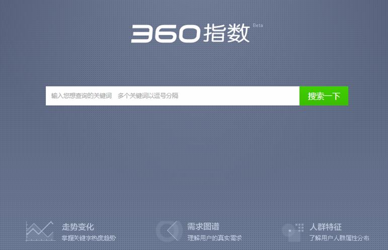360 搜索指数