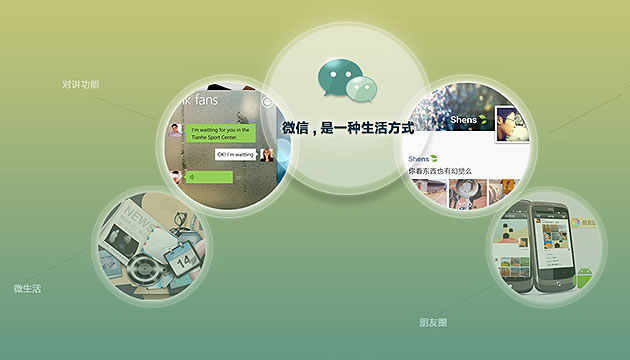 WeChat operation experience