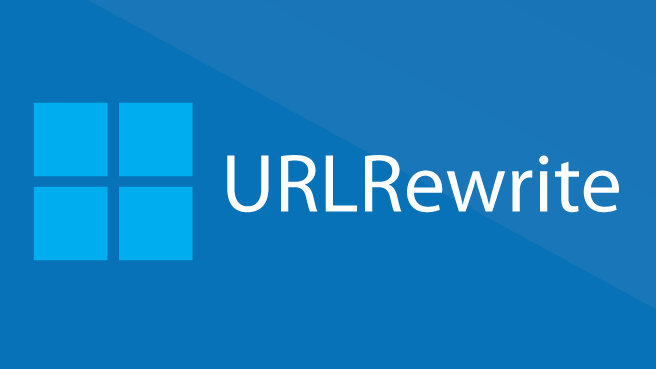 URL Rewrite 伪静态