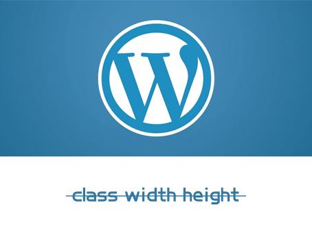 WordPress 图片标签