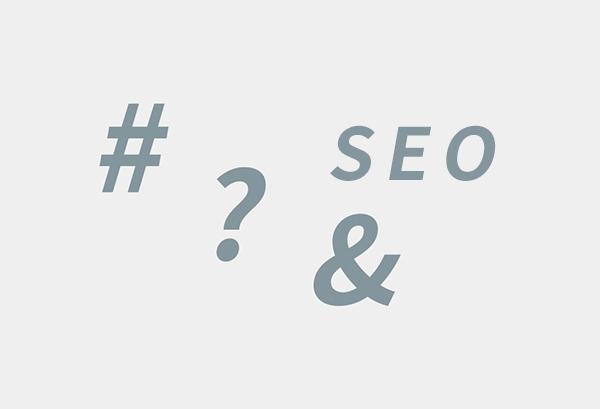 URL 中的符合与 SEO 优化