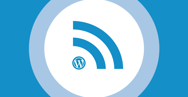 WordPress RSS FEED