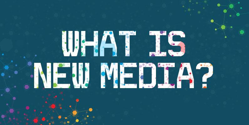 新媒体 NewMedia